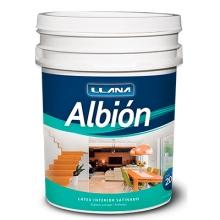 ALBIÓN INTERIOR BLANCO X 20 LITROS