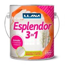 ESMALTE ESPLENDOR 3 EN 1 MATE VARIAS PRESENTACIONES